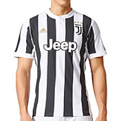 adidas Men's Juventus 17/18 Replica Home Stadium Jersey
