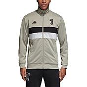 adidas Men's Juventus Olive Track Jacket