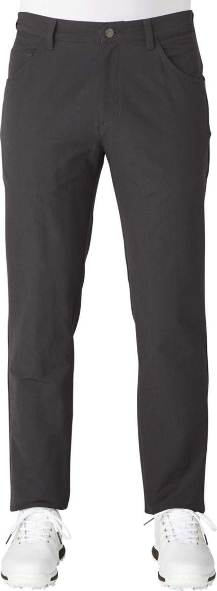 adidas Men's Adicross Slim 5 Pocket Golf Pants