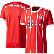 adidas Men's Bayern Munich 17/18 Replica Home Stadium Jersey