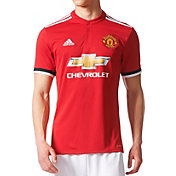 adidas Men's Manchester United 17/18 Replica Home Stadium Jersey