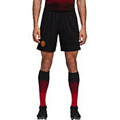 adidas Men's Manchester United Stadium Home Replica Shorts