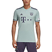 adidas Men's Bayern Munich 2018 Stadium Away Replica Jersey