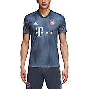 adidas Men's Bayern Munich 2018 Stadium Replica Third Jersey