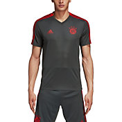 adidas Men's Bayern Munich Training Grey Performance Shirt