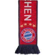adidas Bayern Munich Red Scarf