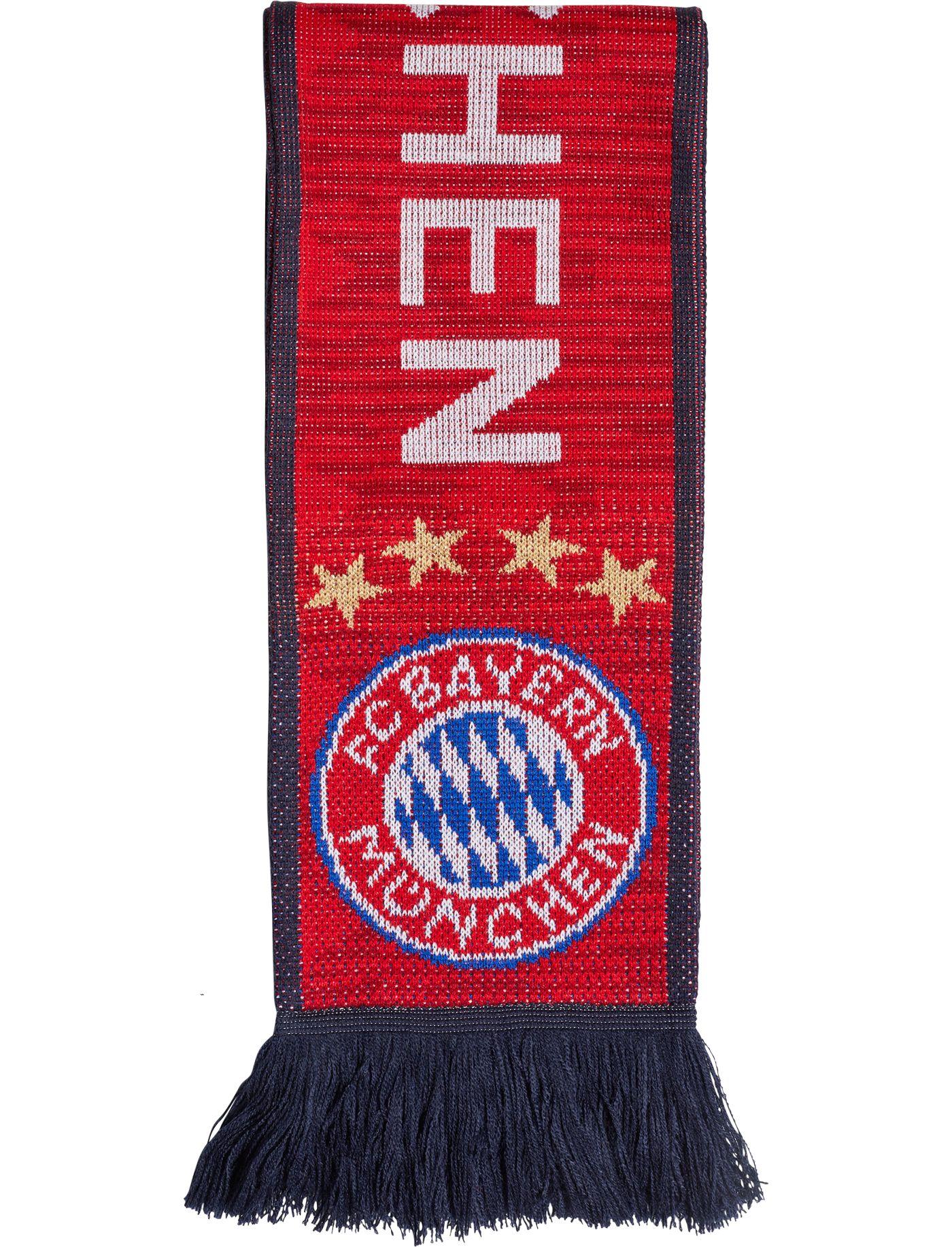 adidas Bayern Munich Red Scarf