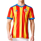 adidas Men's Valencia 17/18 Replica Away Stadium Jersey