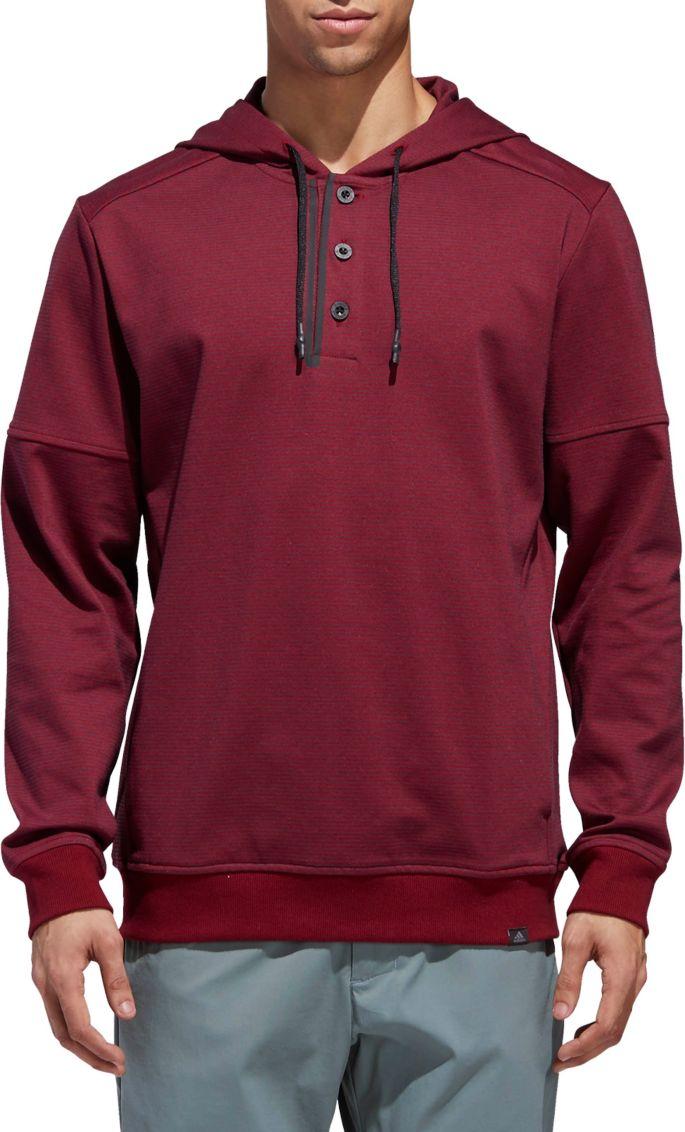 e274d2c3b4 adidas Men's Adicross Bonded Golf Hoodie