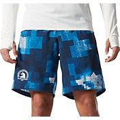 adidas Men's Boston Marathon Graphic Dual Running Shorts