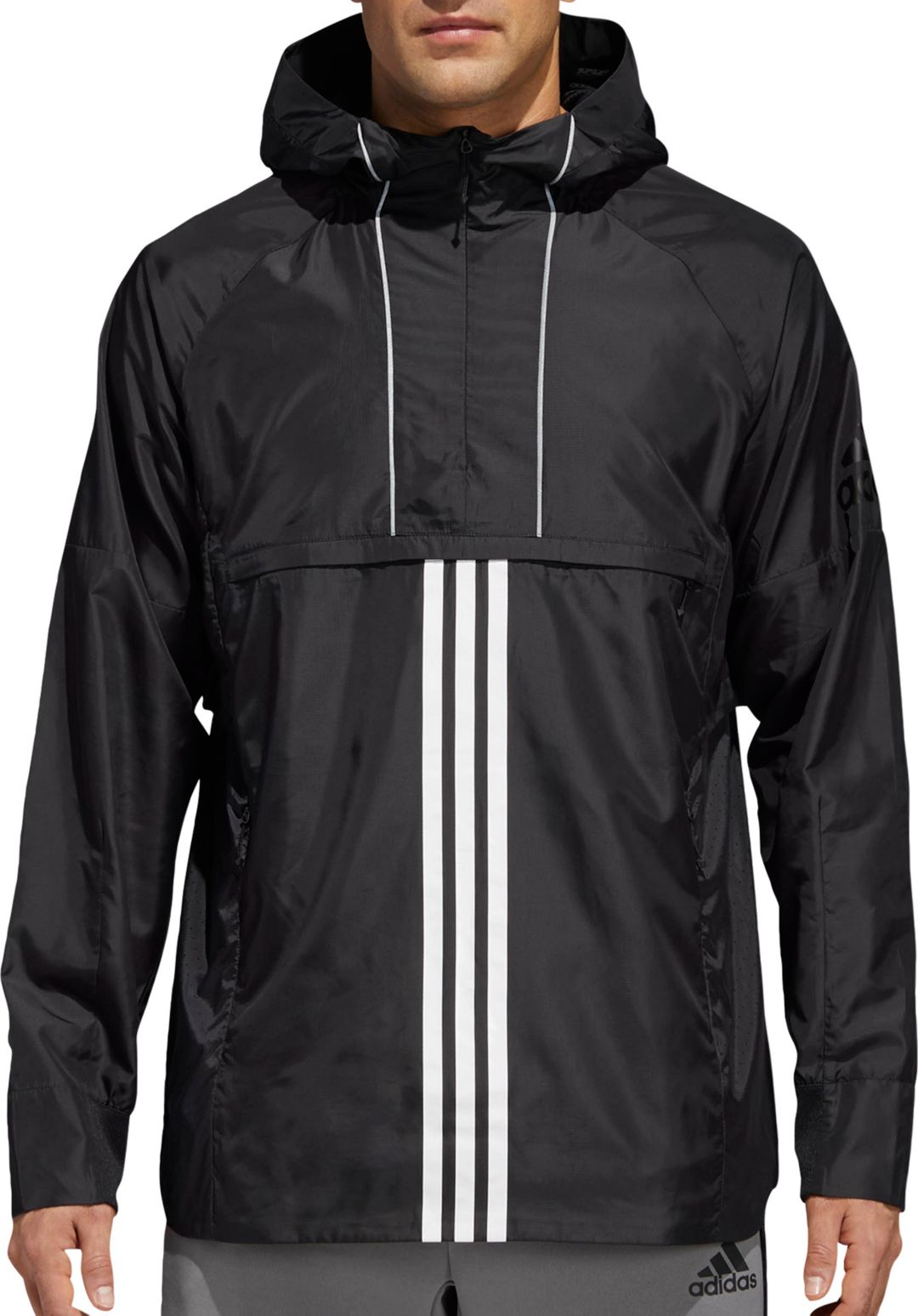 classic fit factory authentic sale adidas Men's Sport ID Training Anorak