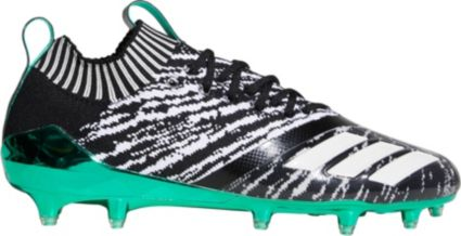 sports shoes a108f 8a932 adidas Mens adiZERO 5-Star 7.0 Prime Knit Football Cleats