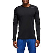adidas Men's Alphaskin Sport Fitted Long Sleeve Training T-Shirt