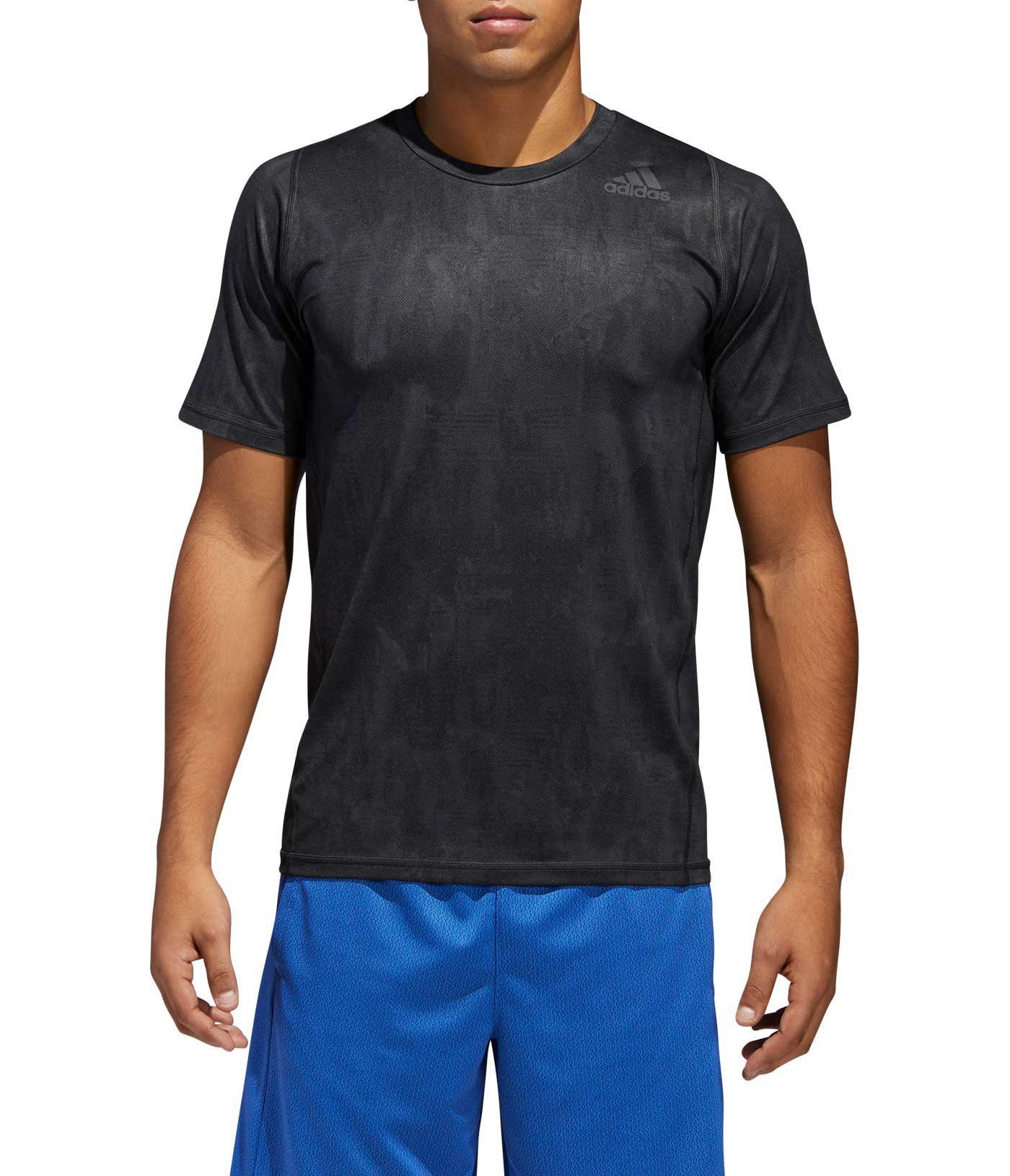 adidas Men's Alphaskin Sport Printed Training T-Shirt