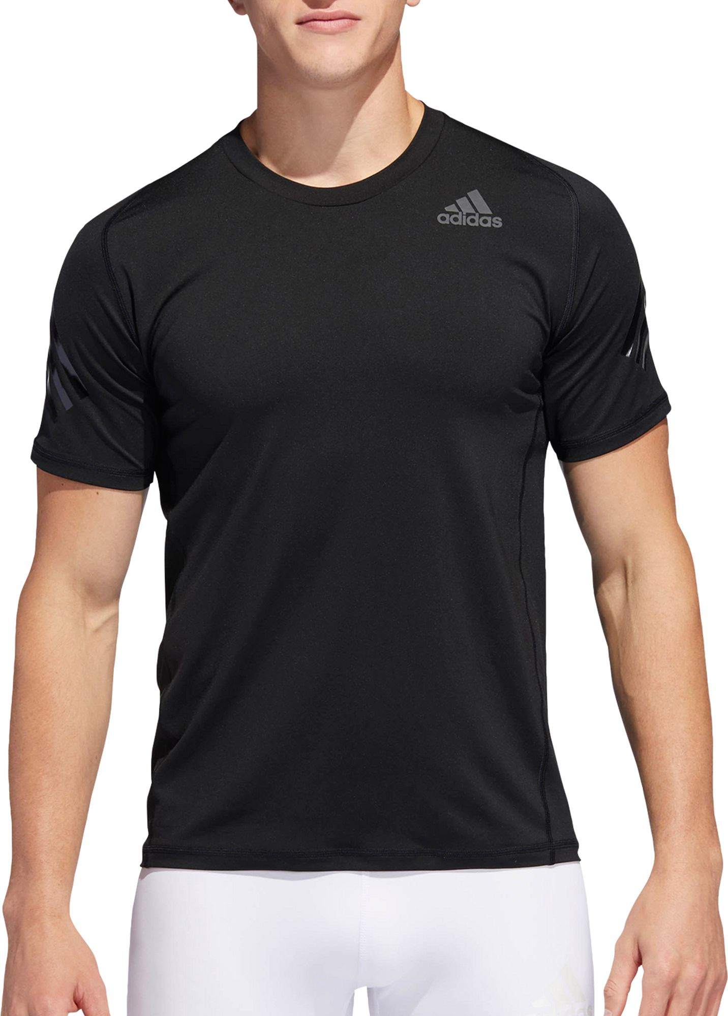 6e94dd76abbb adidas Men's Alphaskin Sport Fitted Training T-Shirt | DICK'S ...
