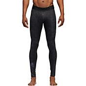 adidas Men's Alphaskin Sport Printed Training Tights