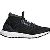 adidas Men's Ultraboost All Terrain Running Shoes in Grey/Black/White
