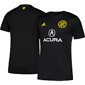 adidas Men's Columbus Crew Secondary Replica Jersey