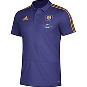 adidas Men's Orlando City Purple Coaches Polo