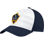 adidas Men's Los Angeles Galaxy Authentic Structured Navy/White Flexfit Hat