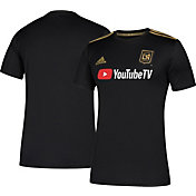 adidas Men's Los Angeles FC Primary Replica Jersey