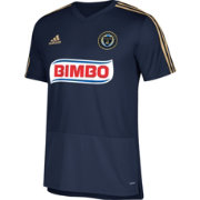adidas Men's Philadelphia Union Training Navy Performance Shirt