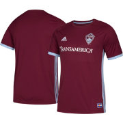 adidas Men's Colorado Rapids Primary Replica Jersey