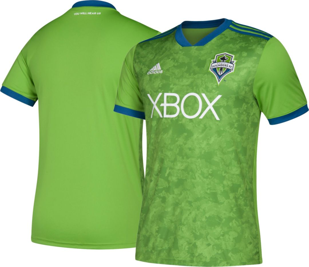 186b4a2f4 adidas Men's Seattle Sounders Primary Replica Jersey | DICK'S ...