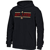 adidas Men's Atlanta United Local Dassler Black Pullover Hoodie