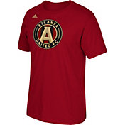 adidas Men's Atlanta United Logo Red T-Shirt