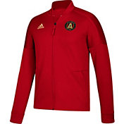 adidas Men's Atlanta United Anthem Red Jacket
