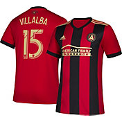 adidas Men's Atlanta United Hector Villalba #15 Primary Replica Jersey