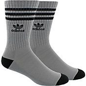 adidas Men's Roller Prime Knit Single Crew Socks