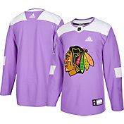 adidas Men's Chicago Blackhawks Hockey Fights Cancer Authentic Pro Jersey