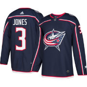 adidas Men's Columbus Blue Jackets Seth Jones #3 Authentic Pro Home Jersey