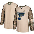 adidas Men's St. Louis Blues Camo Authentic Pro Jersey