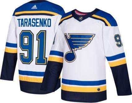 ... netherlands adidas mens st. louis blues vladimir tarasenko 91 authentic  pro away jersey d4e86 2143f fc51c0865