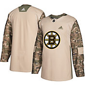 adidas Men's Boston Bruins Camo Authentic Pro Jersey