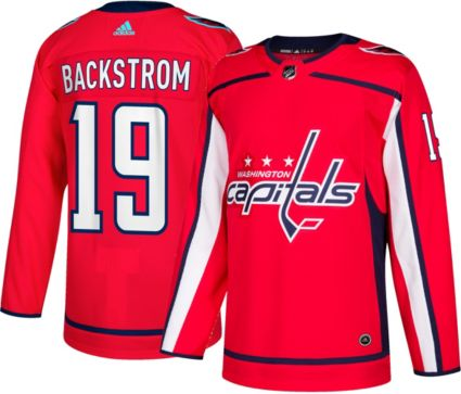 adidas Men s Washington Capitals Nicklas Backstrom  19 Authentic Pro Home  Jersey. noImageFound a72d8dcc1