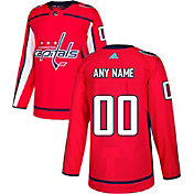 adidas Men's Custom Washington Capitals Authentic Pro Home Jersey