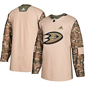 adidas Men's Anaheim Ducks Camo Authentic Pro Jersey