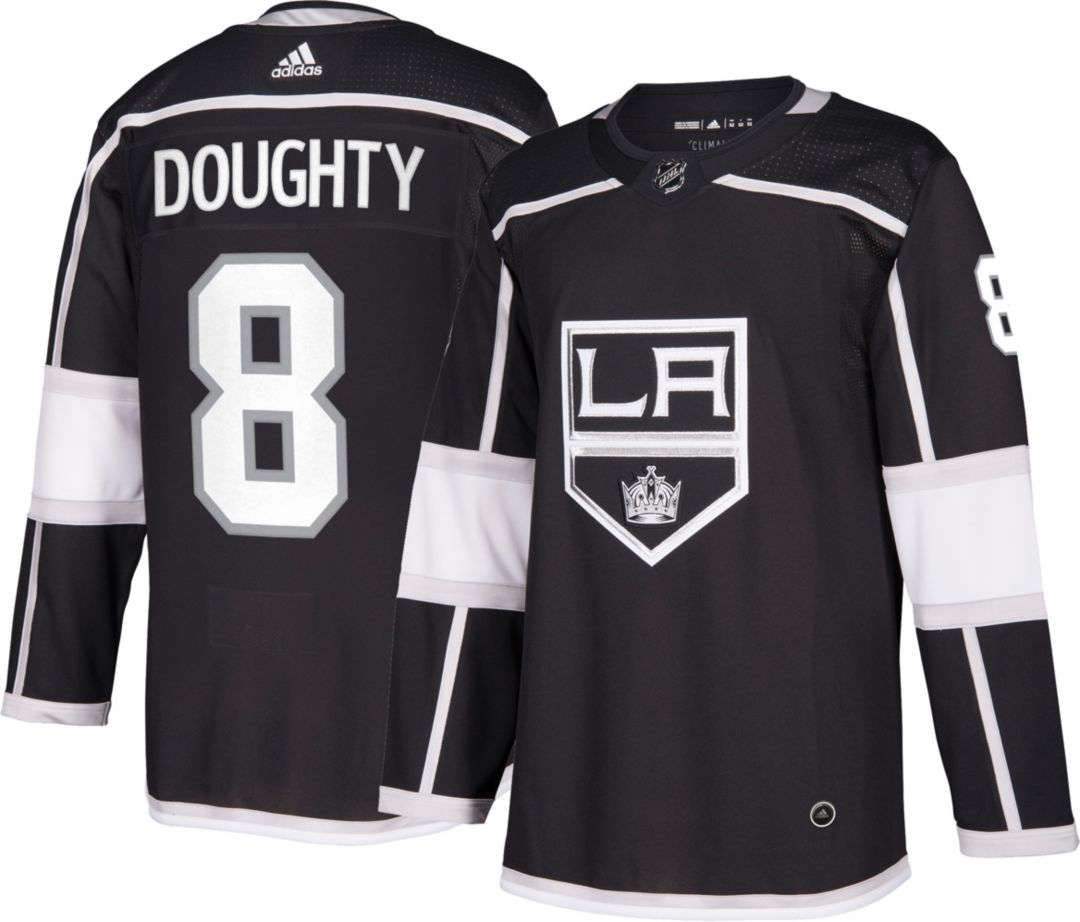 adc2197a77e adidas Men's Los Angeles Kings Drew Doughty #8 Authentic Pro Home Jersey 1