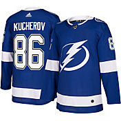 adidas Men s Tampa Bay Lightning Nikita Kucherov  86 Authentic Pro Home  Jersey 9afa9dac6