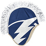 adidas Men's Tampa Bay Lightning Mohawk Royal Knit Beanie