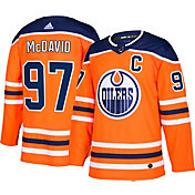 adidas Men's Edmonton Oilers Connor McDavid #97 Authentic Pro Home Jersey
