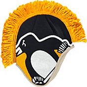 adidas Men's Pittsburgh Penguins Mohawk Black Knit Beanie