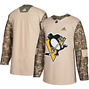 adidas Men's Pittsburgh Penguins Camo Authentic Pro Jersey