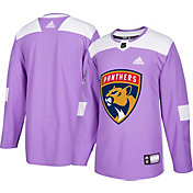 adidas Men's Florida Panthers Hockey Fights Cancer Authentic Pro Jersey