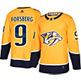 adidas Men's Nashville Predators Filip Forsberg #9 Authentic Pro Home Jersey