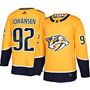 adidas Men's Nashville Predators Ryan Johansen #92 Authentic Pro Home Jersey